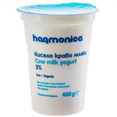 Био Кисело мляко 2% 400g