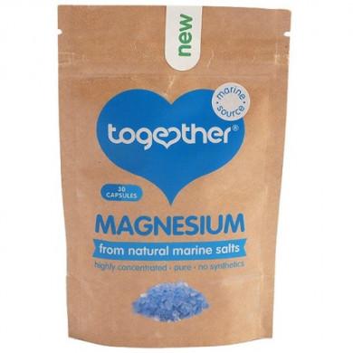 Магнезий от морски соли 30капсули