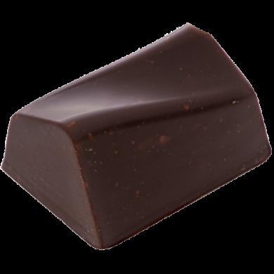 Тъмен Бонбон 55% със Солен Бадем 6g