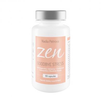 Хранителна Добавка ZEN - Goodbye Stresss