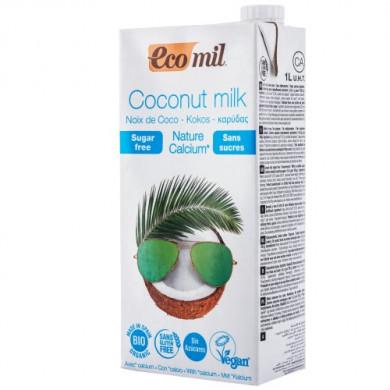 Био Кокосова Напитка с Калций 1l