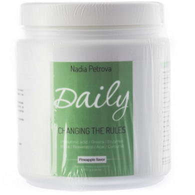 Хранителна добавка Daily - Elixir for Health and Beauty от Надя Петрова