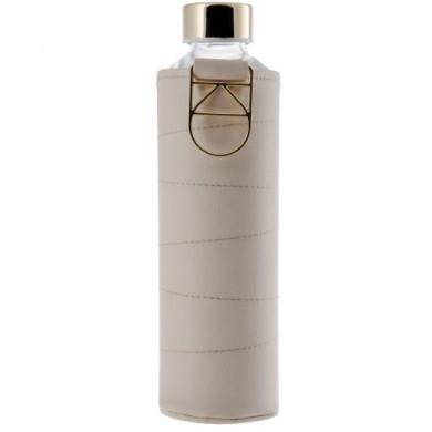 Стъклена бутилка EQUA Mismatch Бежово 750ml