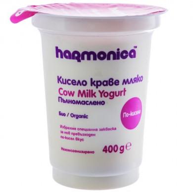 Био Кисело мляко - пълномаслено 400g