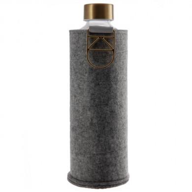 Стъклена бутилка EQUA Mismatch Златно 750ml
