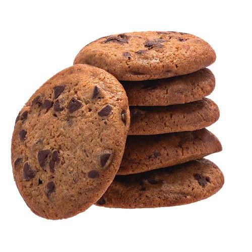 Бисквити с Черен Белгийски Шоколад 100g
