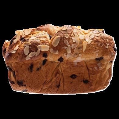 Козунак с Черен Белгийски Шоколад 500g