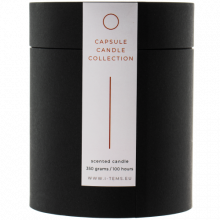 Ароматна Свещ в Керамична Капсула - Роза