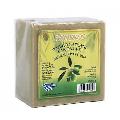 Натурален сапун с помас зехтин 200g