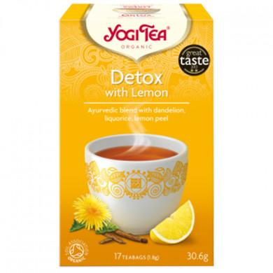 Био Чай Детокс с лимон 30.6g