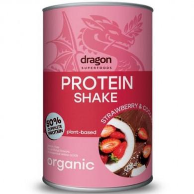 Био Протеинов Шейк с ягода и кокос 450g