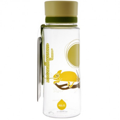 Бутилка EQUA BPA FREE Хамелеон 600ml