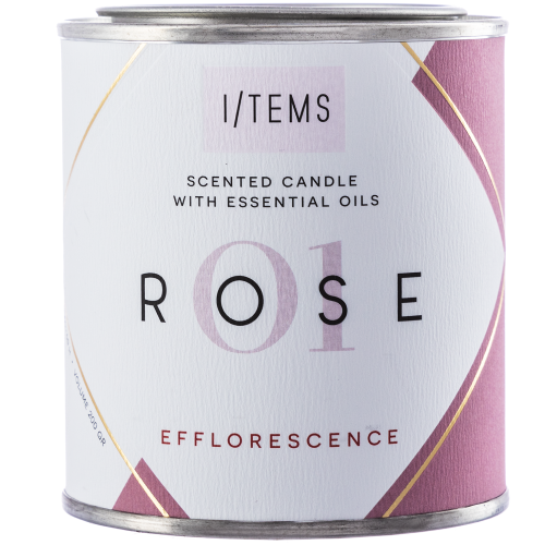 Ароматна свещ - Rose