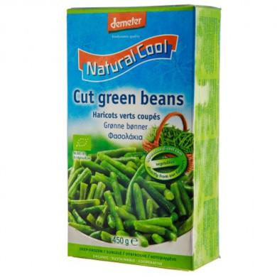 Био Зелен боб замразен 450g