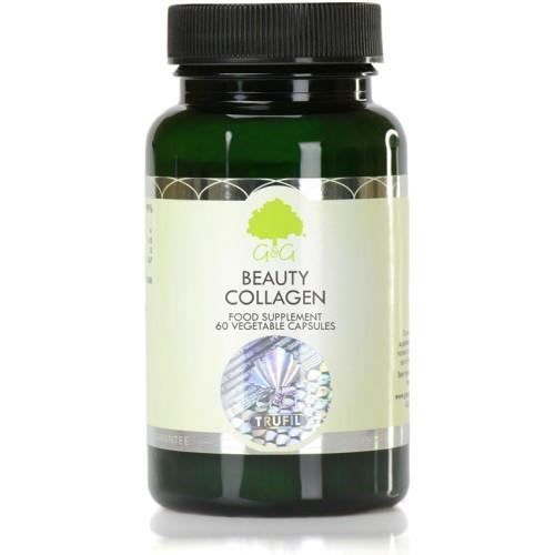Beauty Collagen (хидролизиран телешки Колаген, Витамин С и Хиалуронова киселина) - 60 капсули