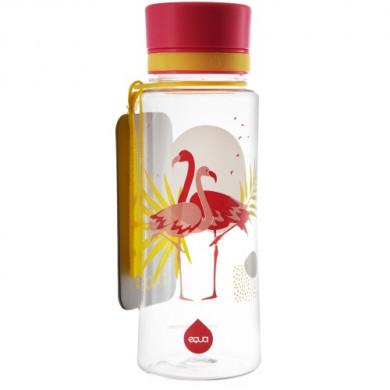 Бутилка EQUA BPA FREE Фламинго 600ml