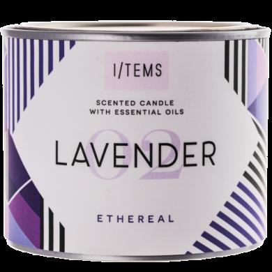 Ароматна свещ - Lavender 400g