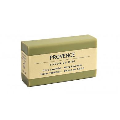 Сапун с аромат на лавандула и маслини 100g