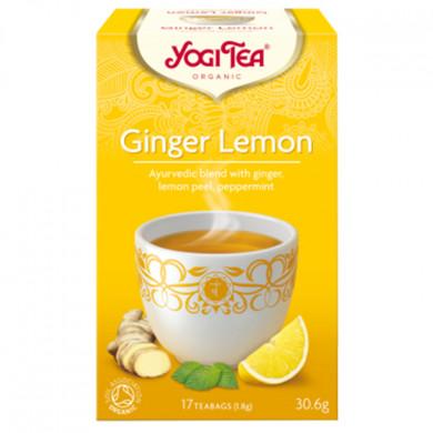 Био Чай Лимон и Джинджифил 30.6g