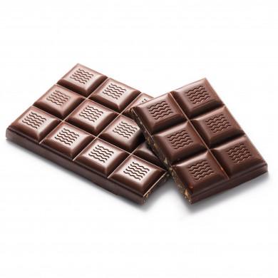 Тъмен Шоколад 55% със Солен Бадем 100g